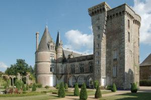 Château de la Flocelliere (85)